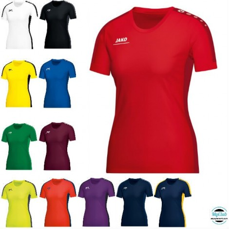 Equipement Club-Tee-Shirt STRIKER FEMME Jako