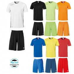 Pack ensemble Uhlsport goal