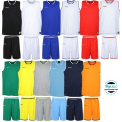 Ensemble Pack tenue maillot + short Move Spalding