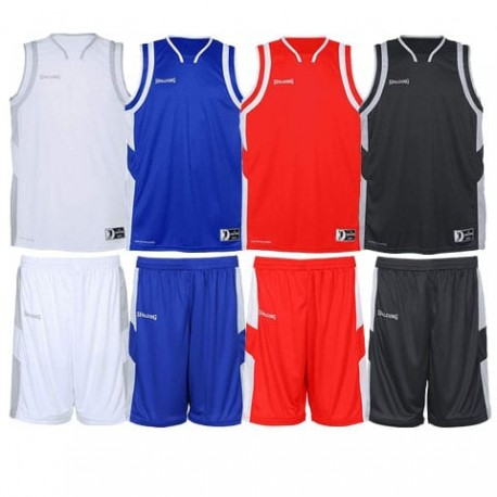 Pack Ensemble maillot + short basket all star Spalding