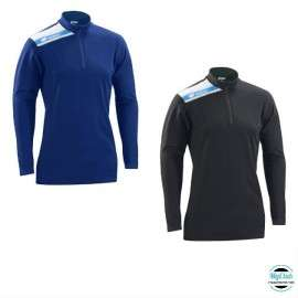 Equipement Club-Sweat 1/2 zip WINTER SILVER Karhu
