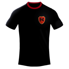 Flocage maillot logo coeur