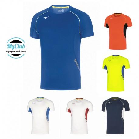 Maillot tee shirt Mizuno Running Premium