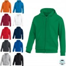 Equipement Club-Sweat capuche ZIP TEAM Jako