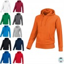 Equipement Club-Sweat Capuche TEAM FEMME Jako