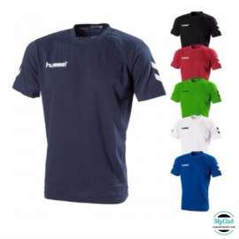 Equipement Club-Tee shirt TEE CORE Hummel