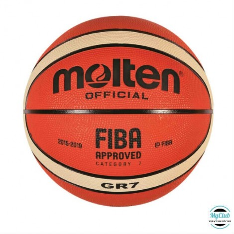 Equipement Club-Ballon BASKET GR7 MOLTEN