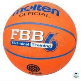 Equipement Club-Ballon BASKET FFB MOLTEN