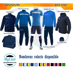 Pack club de foot Givova One