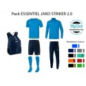 Pack Essentiel Jako Striker 2.0