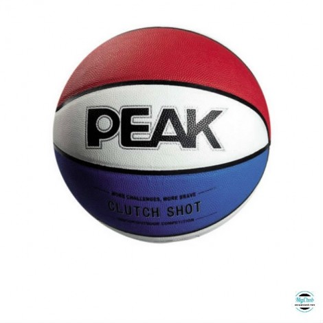 Equipement Club-Ballon Basket Tricole PEAK