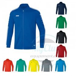 Equipement Club-Veste Polyester STRIKER Jako