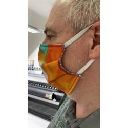 Lot de 10 masques coronavirus personnalisé