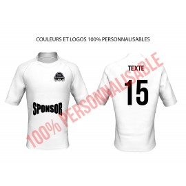 Maillot sublimé rugby