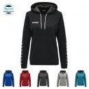 Sweat Capuche Hummel Femme Poly Hoodie Polyester Hmlauthentic