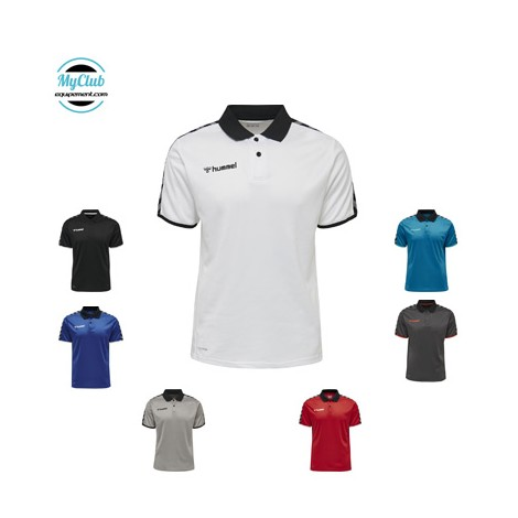 Polo  Hummel Functional Polyester Hmlauthentic