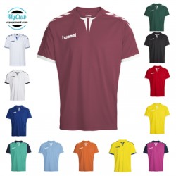 Maillot Hummel Core Ss Poly Jersey Polyester