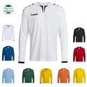 Maillot Manche Long Hummel Core Ls Poly Jersey Polyester