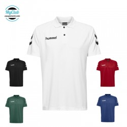 Polo  Hummel Core Functional Polyester
