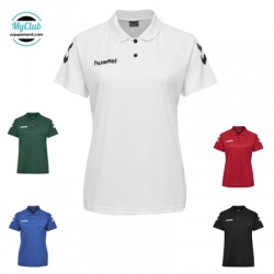 Polo Hummel Femme Core Functional Polyester