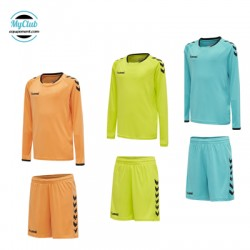 Ensemble Maillot Et Short Hummel Core Gk Set Polyester
