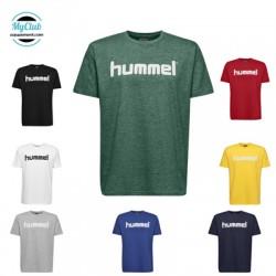 T-Shirt Hummel Hmlgo Cotton Logo S/S  Polyester