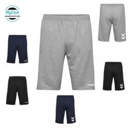 Shorts Hummel Hmlgo Cotton Bermuda Polyester