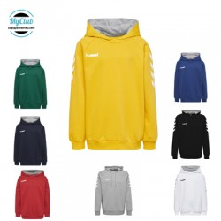 Sweat Capuche Cotton Hummel  Hmlgo Hoodie Polyester