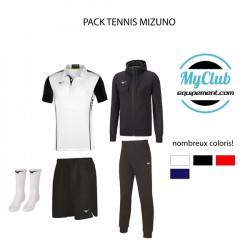 Pack Club Mizuno Tennis