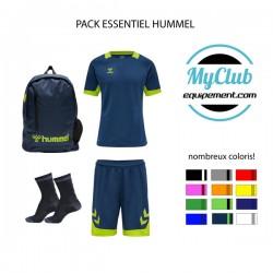 Pack Club Hummel Essentiel