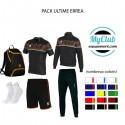 Pack Club Errea Ultime