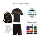 Pack Club Errea Essentiel