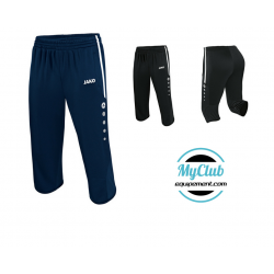 Equipement Club - Pantalon d'entr. 3/4  active jako competition 2.0