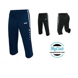Equipement Club - Pantalon d'entr. 3/4  active jako competition 2.0