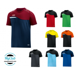 Equipement Club - t-shirt homme jako competition 2.0