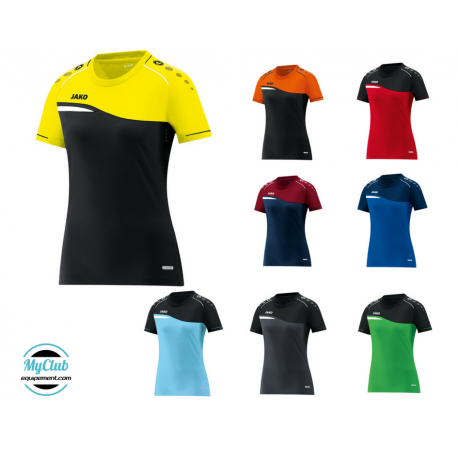 Equipement Club - t-shirt femme jako competition 2.0