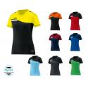 Equipement Club - t-shirt femme jako competition 2.0