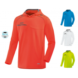 Equipement Club - Sweat a capuchon prestige jako
