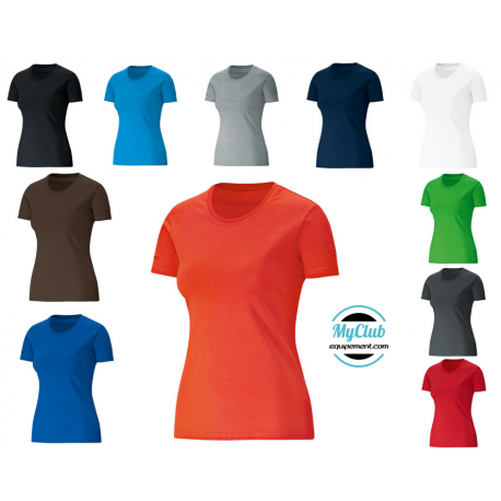 Equipement Club-T-shirt  classic TEAM femme Jako