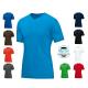 Equipement Club-T-shirt-col-v classic TEAM homme Jako