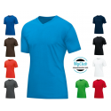 Equipement Club-T-shirt-col-v classic TEAM homme Jako