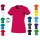 Equipement Club-T-shirt TEAM femme Jako