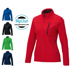 Equipement Club-Veste softshell TEAM FEMME Jako