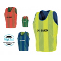 Equipement Club-Chasuble reversible Jako