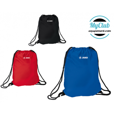Equipement Club-Sac de gym team jako