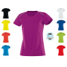 Equipement Club-T-shirt run femme Jako