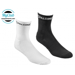 Equipement Club-chausettes moyennes pack de 3 paires SPALDING