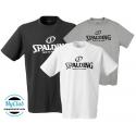 Equipement Club-T-shirt logo spalding