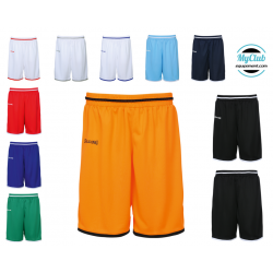 Equipement Club-Short move enfant spalding