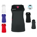 Equipement Club-Tank top 4her 3 femme spalding